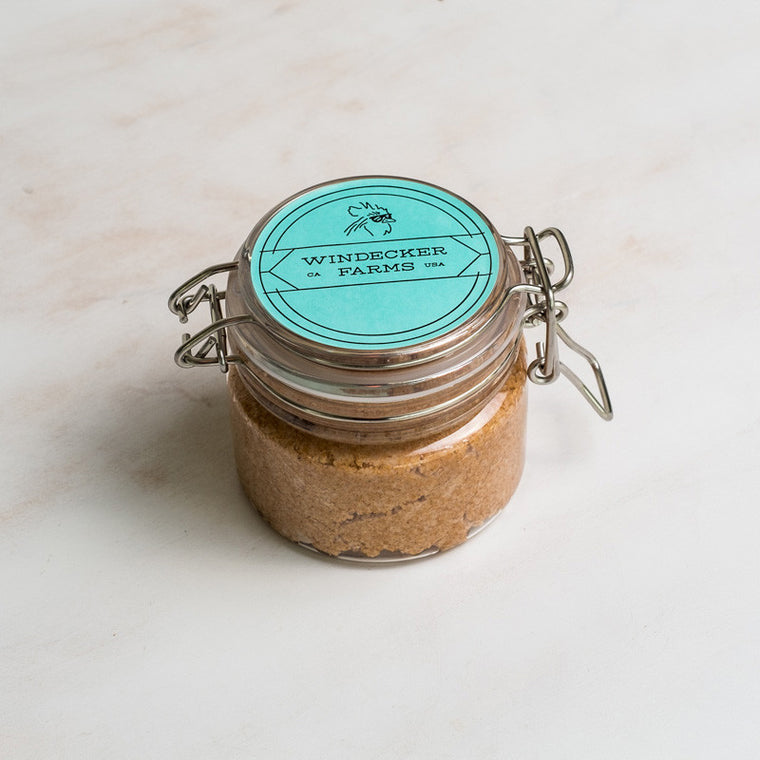 Tropical Coconut Body Scrub