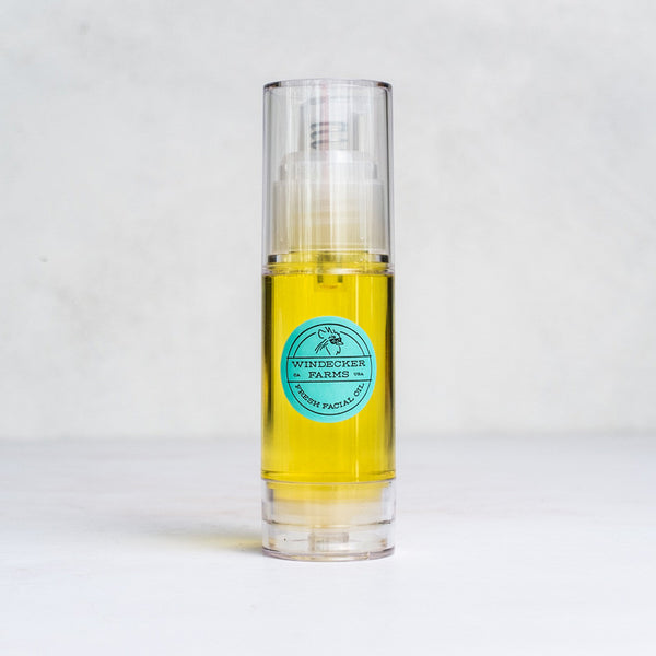 Fresh Organic Facial Oil