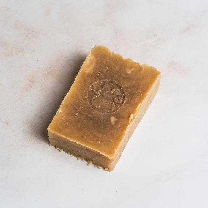 Buddy Oatmeal Citrus Organic Pet Shampoo Bar