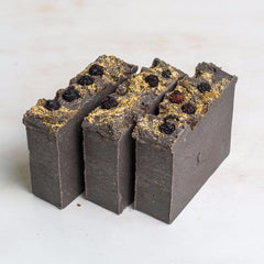 Blueberry Lemon Peel Soap Bar