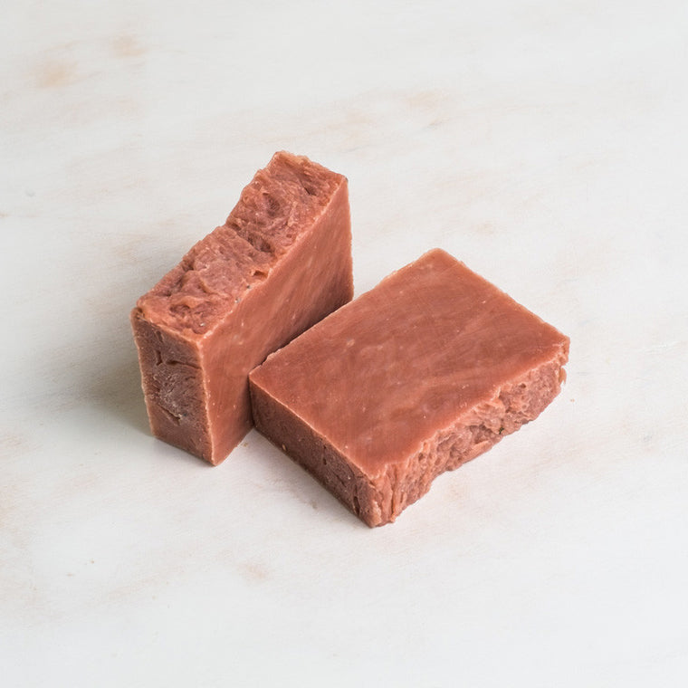 Grapefruit Pink Clay Bar