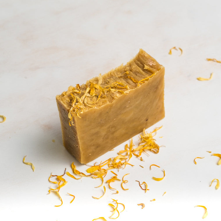 Calendula Wild Orange Soap Bar