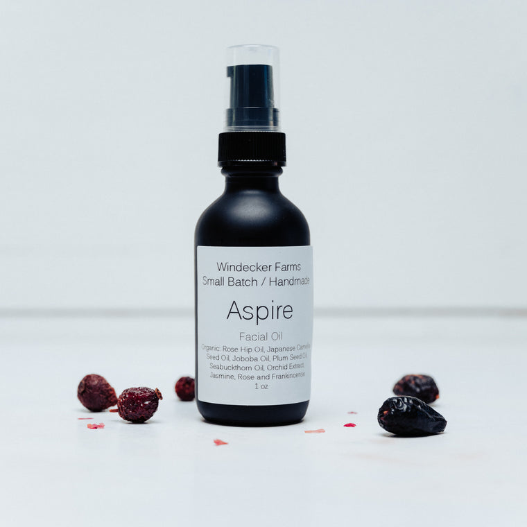 Aspire Organic Facial Oil