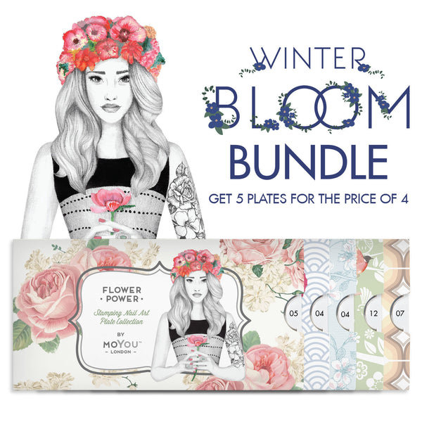 Blooming Flowers Bundle - Funky Goddess