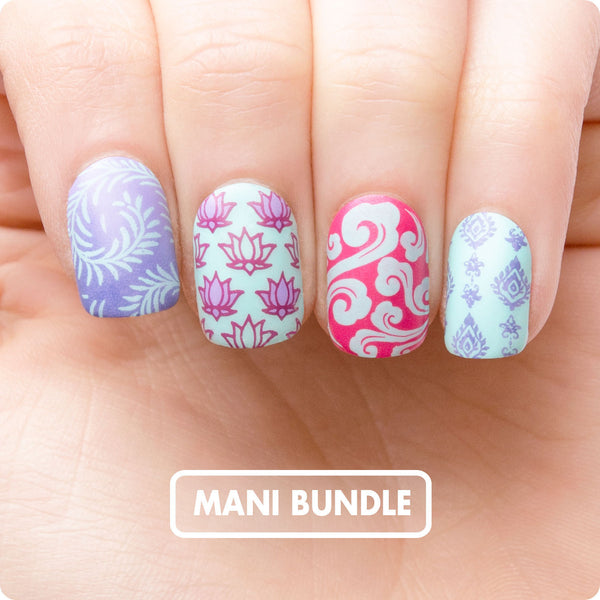 Pretty Asia Mani Bundle