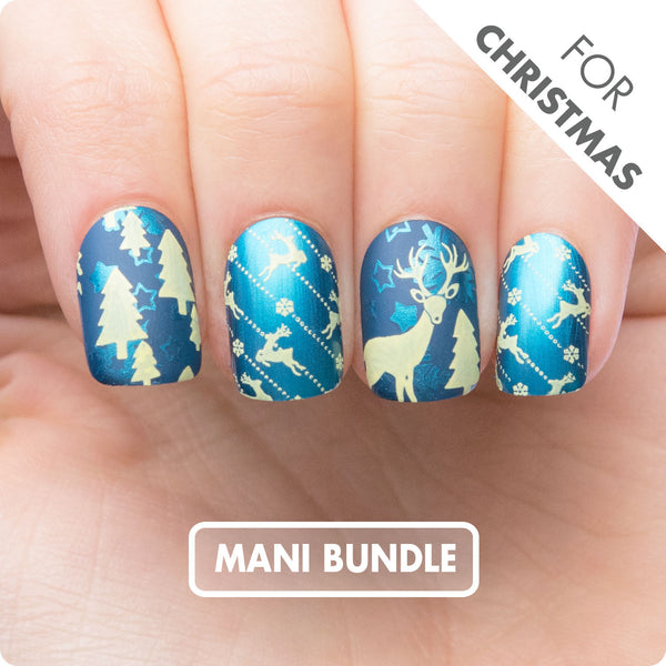 MANI Bundle - Xmas Forest XL