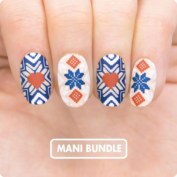MANI BUNDLE - XMAS JUMPER