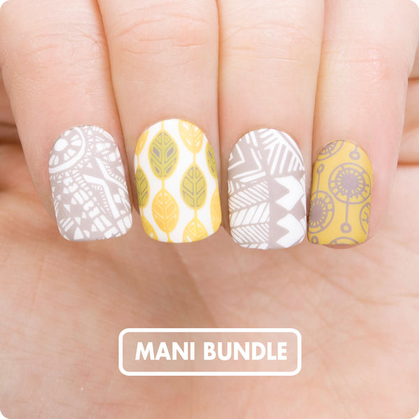 Mani Bundle - Retro Fresh