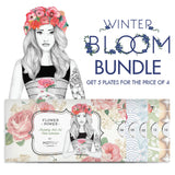 Blooming Flowers Bundle XL - Funky Goddess