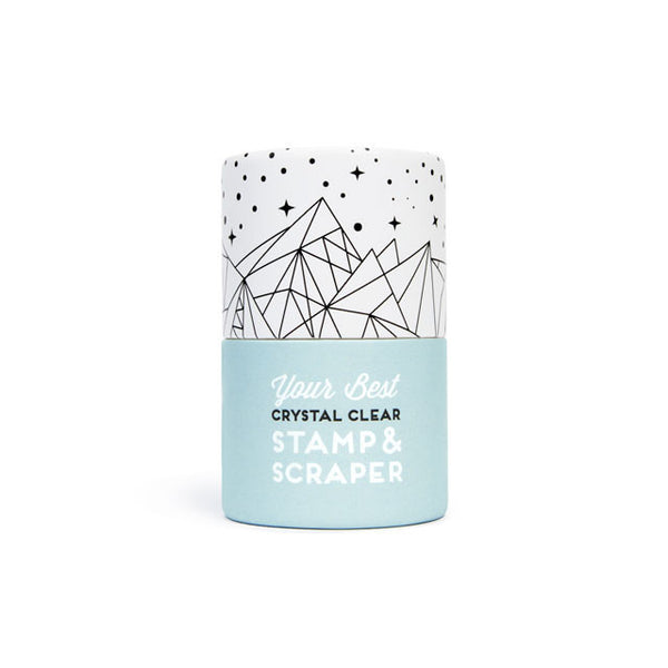 Crystal Clear Stamper