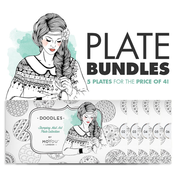 Doodles Bundle - Funky Goddess