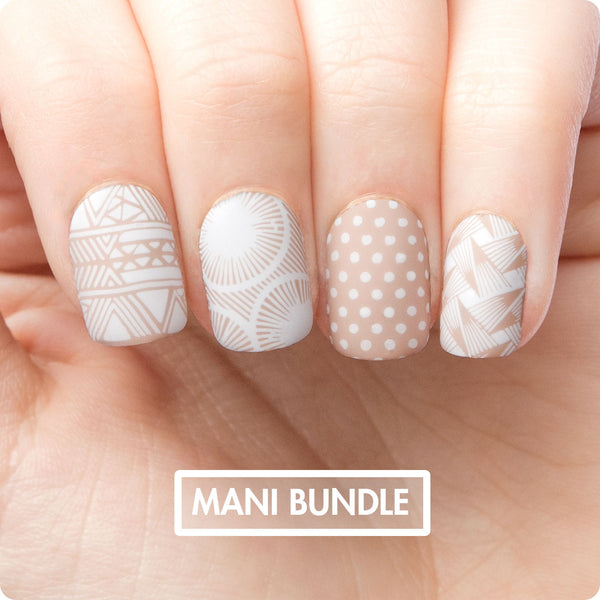MANI Bundle - Africa Lace - XL