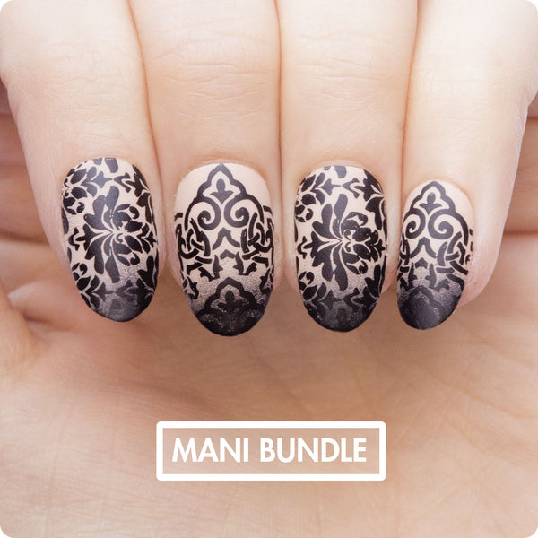 MANI Bundle - Gothic Lace