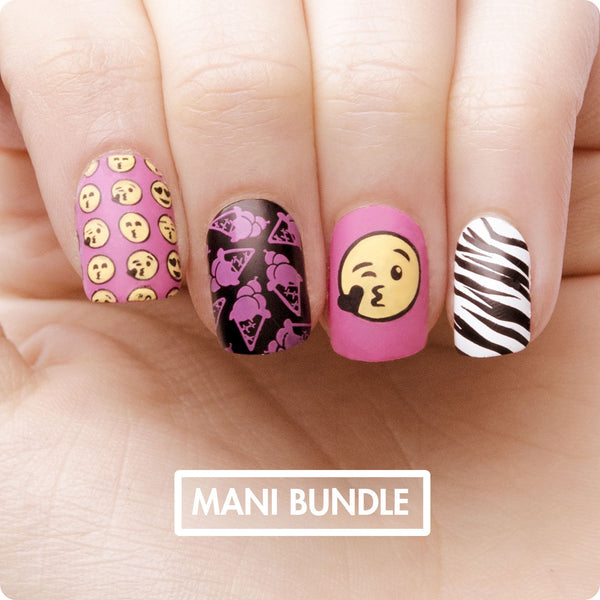 MANI Bundle - Emoji