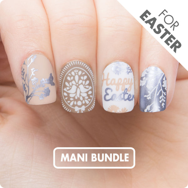 Mani Bundle - Graceful Easter XL