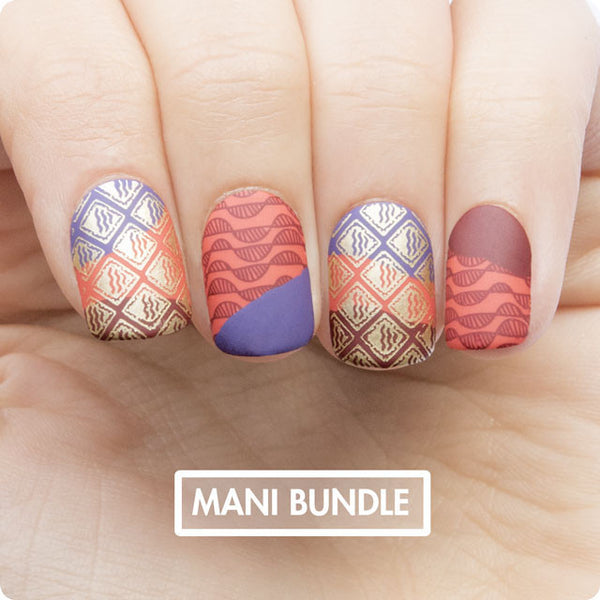 MANI Bundle - Africa Gold - XL