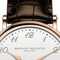 Cap Ferrat - Rose Gold 36 mm, Black