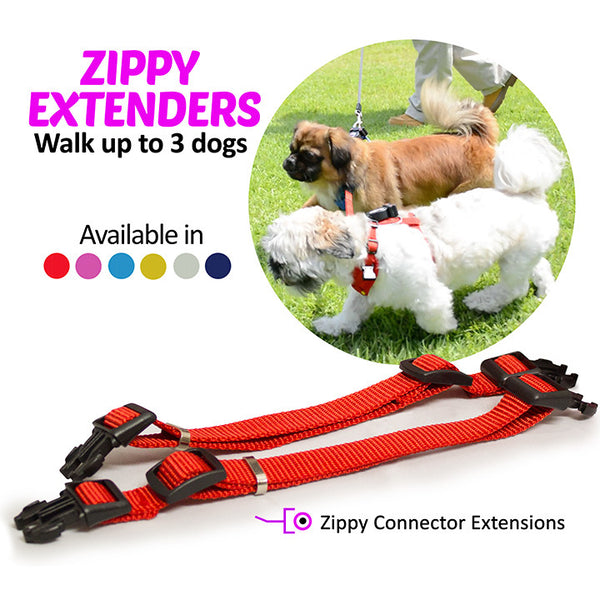 Zippy Extender Leash Connector