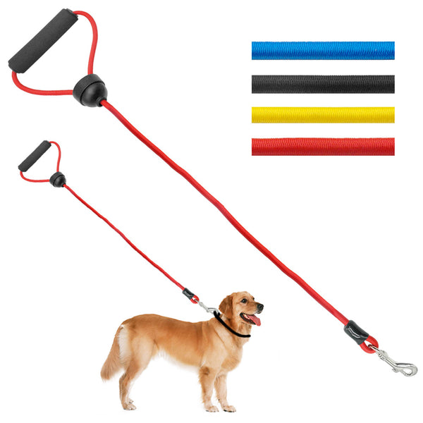 Adjustable and Elastic Control Leash (Big Dogs)