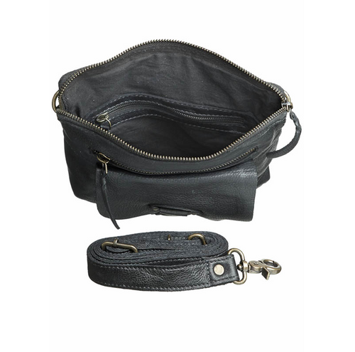 Tasche Bull & Hunt Urban Messenger Small grey