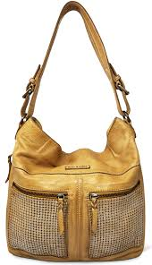 Tasche Bull & Hunt Paula yellow