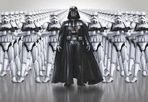 Star Wars Fototapete Imperial Force Darth Vader