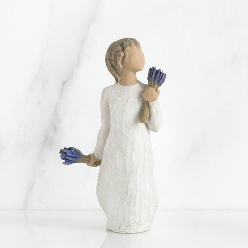 Willow Tree Figur Lavender Grace