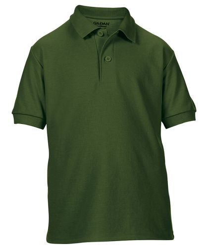 Holy Rosary Forest Green School Uniform Shirt - with Embroidered Logo