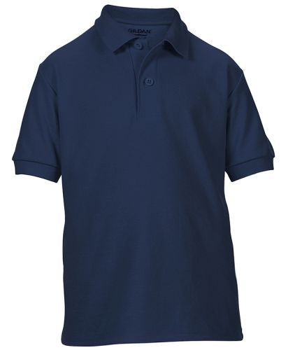 Holy Rosary Navy Blue School Uniform Shirt - with Embroidered Logo
