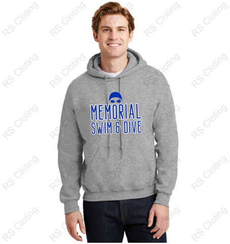 Memorial Tiger Swim - Hoody
