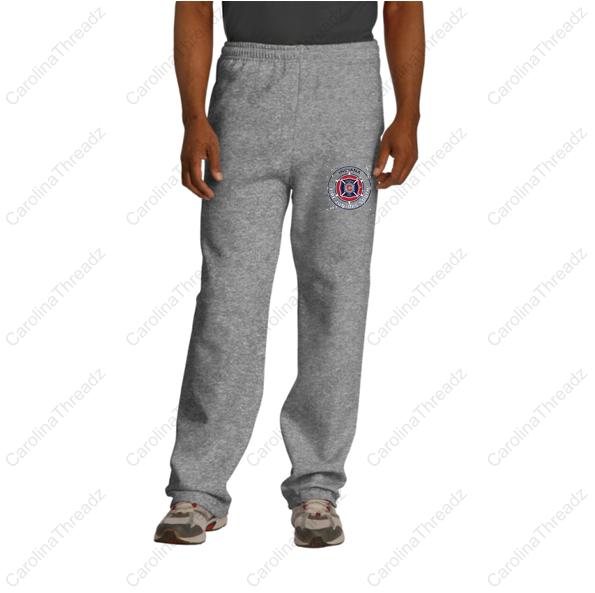 IFJS - Sweatpants Open Bottom w\Pocket