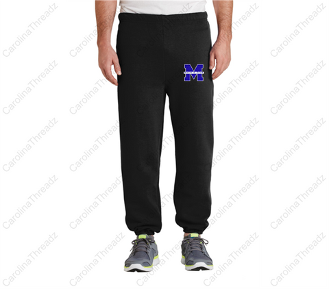 Memorial Tiger Swim - Sweatpants Elastic Bottom Leg