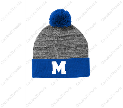 Memorial Tiger Swim - Embroidered Beanie