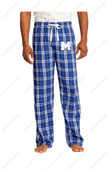 Memorial Tiger Swim - Flannel Plaid Pants
