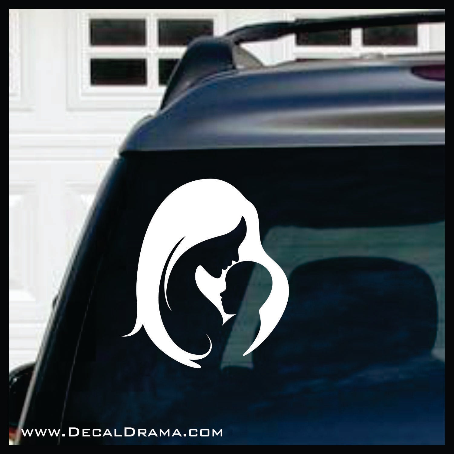 A Mother's Love Vinyl Car/Laptop Decal