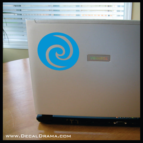 Air Nomads of the Four Nations, Avatar The Last Airbender-inspired Vinyl Car/Laptop Decal