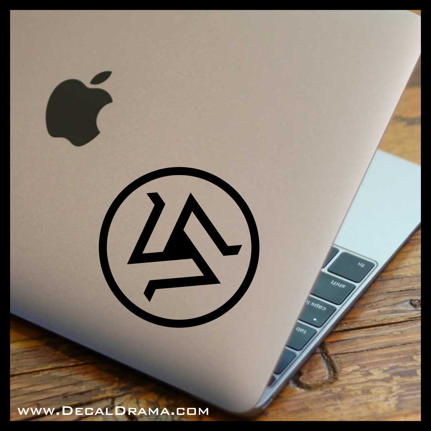 Alpha Pack Triskelion Teen Wolf-inspired Vinyl Car/Laptop Decal