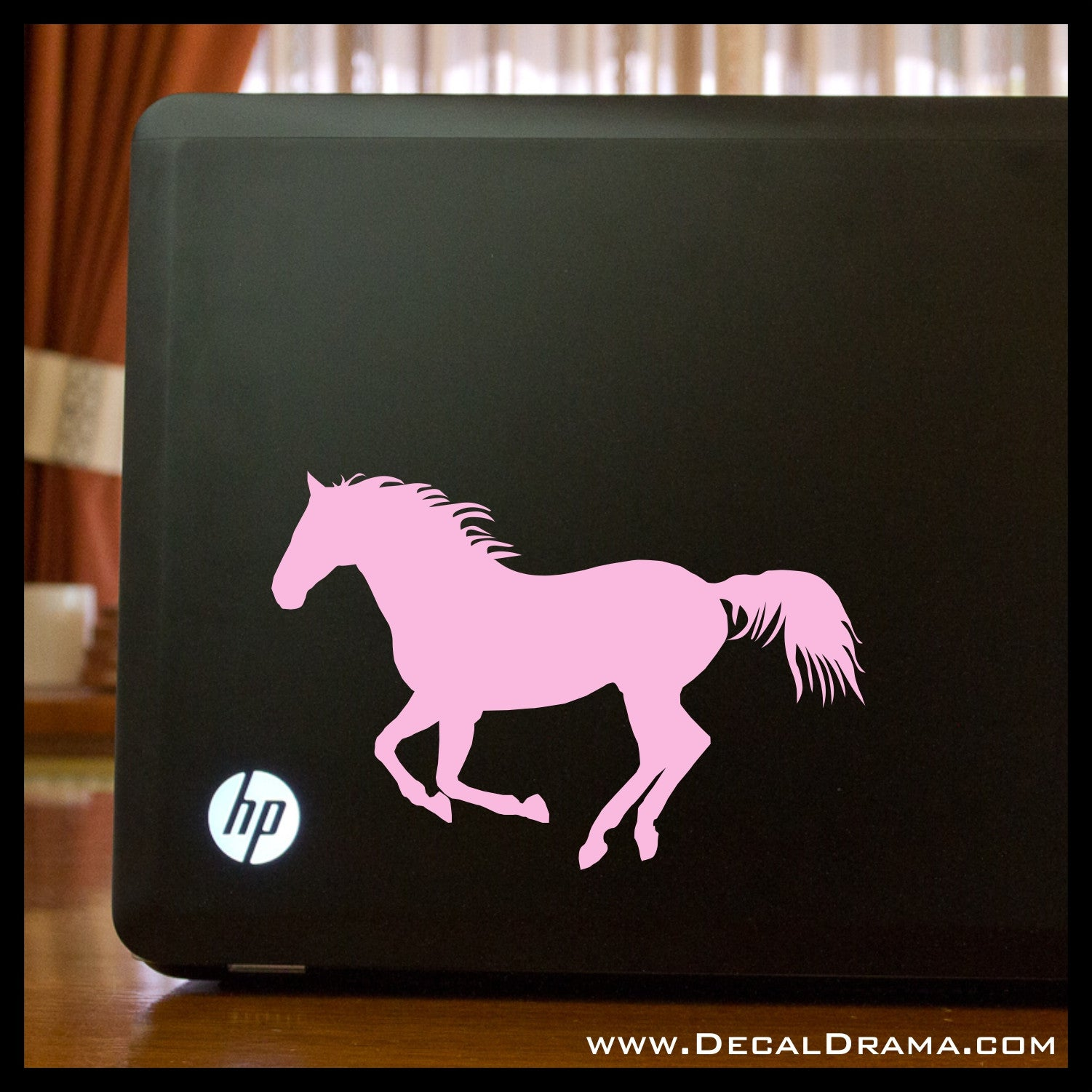 Dainty Filly Vinyl Car/Laptop Decal