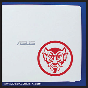 Devil's Hiss vigor, Bioshock-inspired Vinyl Decal