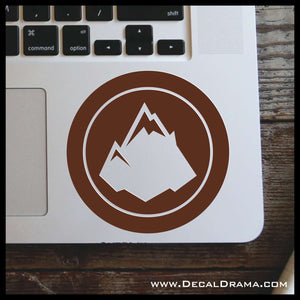 Earth Elemental, Skylander-inspired Vinyl Car/Laptop Decal