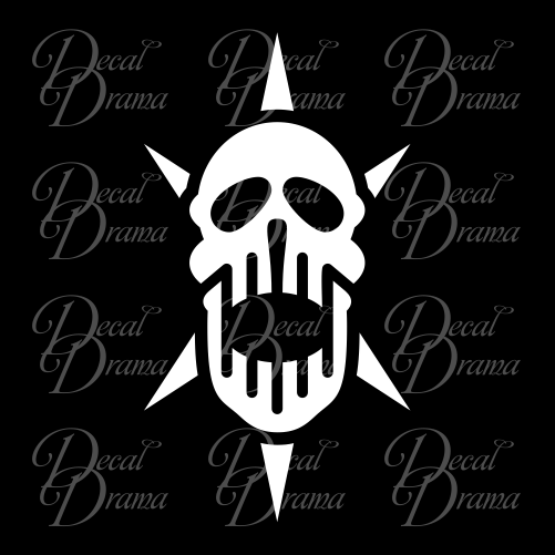 Max Max Fury Road-inspired Fan Art Vinyl Car/Laptop Decal