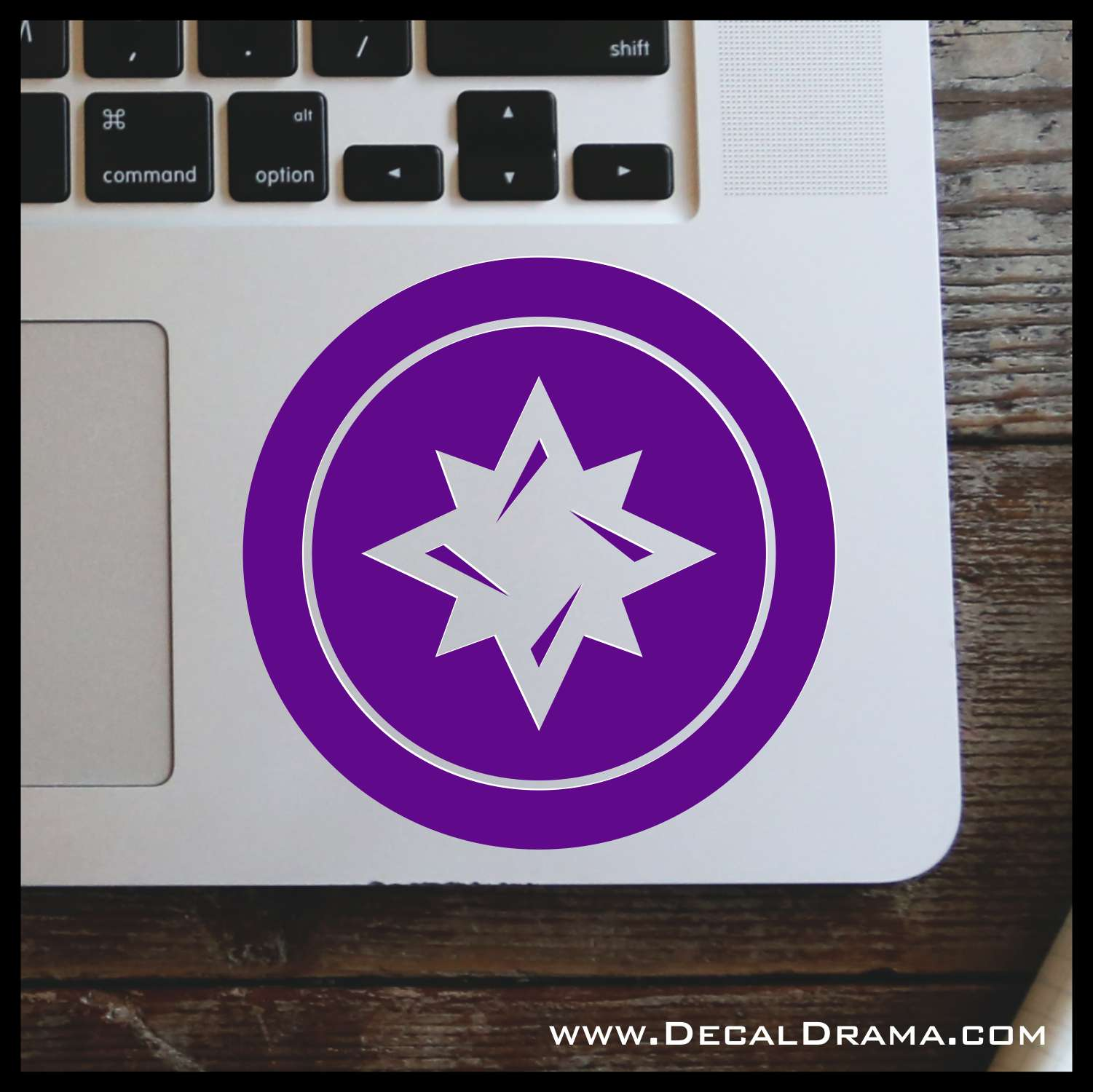 Magic Elemental, Skylander-inspired Vinyl Car/Laptop Decal