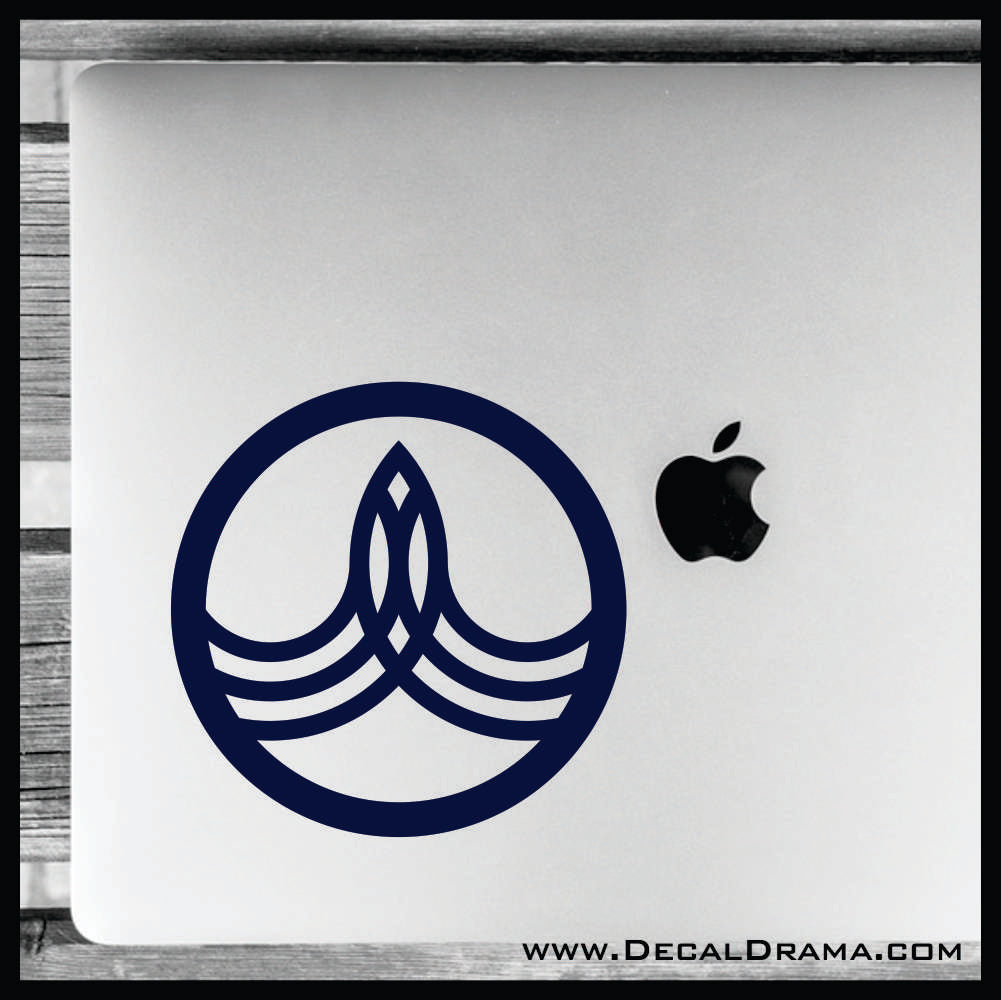 Orville Command insignia Vinyl Car/Laptop Decal