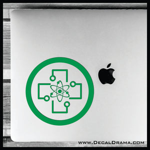 Orville Medical Science insignia Vinyl Car/Laptop Decal