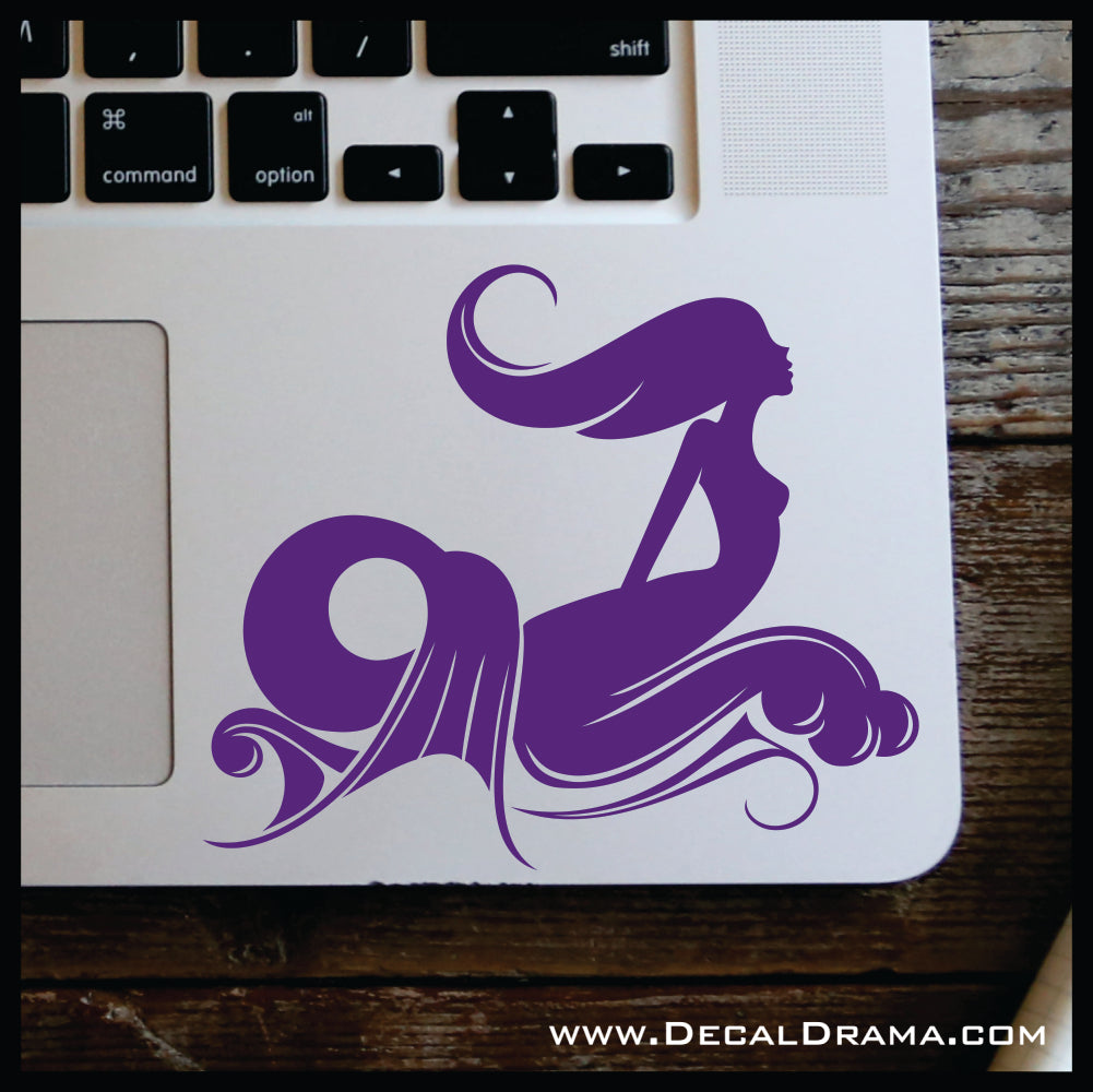 Part of Your World Mermaid Vinyl Car/Laptop Decal