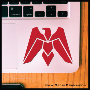 Red Hawk of Atreides, Frank Herbert's Dune Fan Art Vinyl Decal