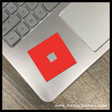 "Roblox ""O"" square Vinyl Car/Laptop Decal"