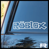Roblox emblem Logo Vinyl Car/Laptop Decal