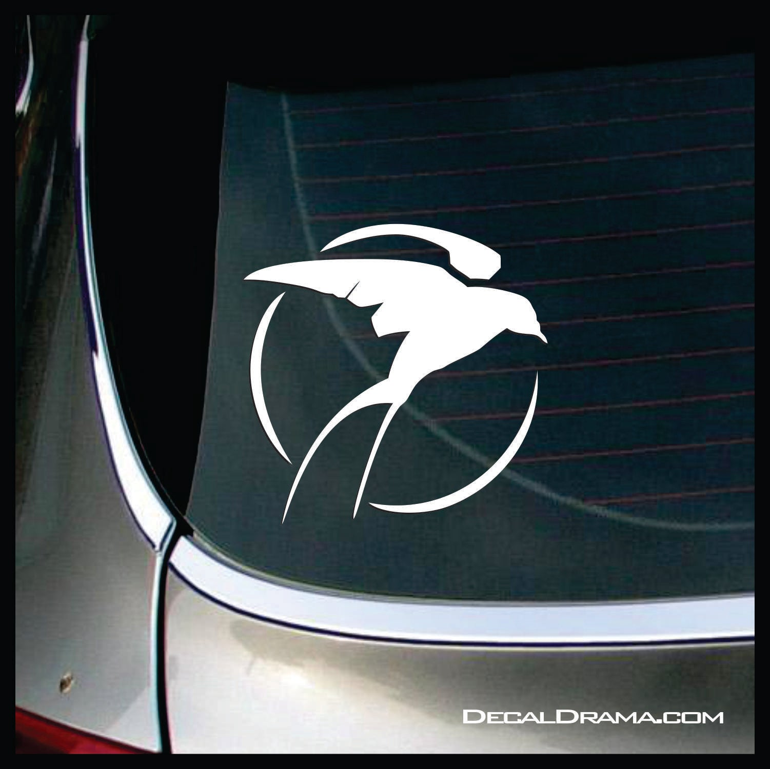 Sparrow emblem, The Witcher Netflix-inspired Car/Laptop Decal