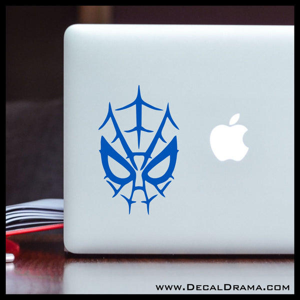 Spiderman Face, Marvel Comics-inspired Car/Laptop Decal
